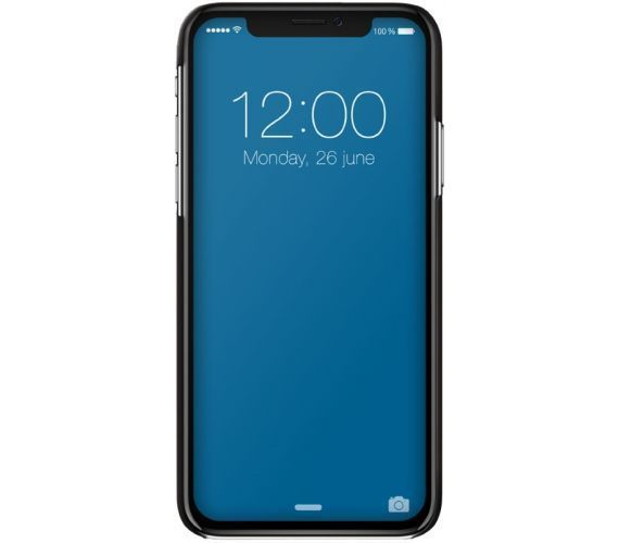 iDeal of Sweden dėklas Apple iPhone X/XS Juoda #3