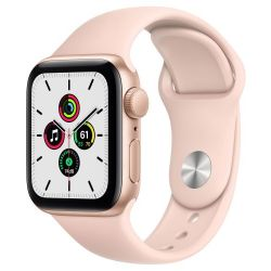 Apple Watch SE GPS (aliuminis) (40 mm)