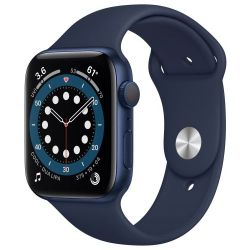 Apple Watch Series 6 GPS (aliuminis) (44 mm)