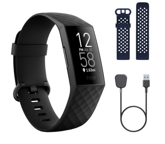 Fitbit Charge 4 gift pack Juoda