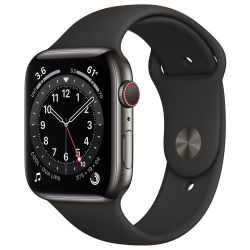 Apple Watch Series 6 LTE (plienas) (44 mm)