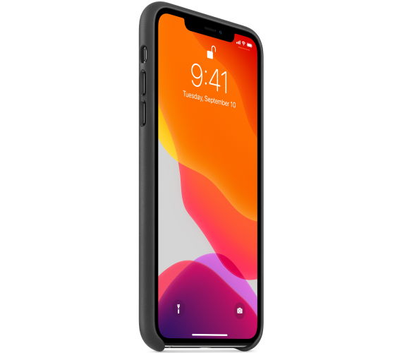 Apple dėklas iPhone 11 Pro Max Juoda #3