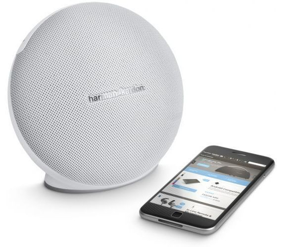 Harman Kardon kolonėlė Onyx Mini Balta #8